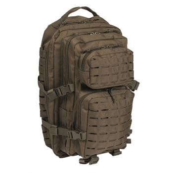 US Assault Lasercut Backpack - Olive 36 l