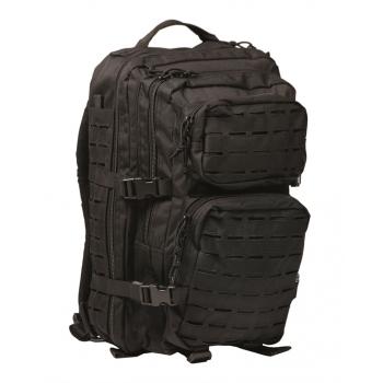 US Assault Lasercut Backpack - Black 36 l