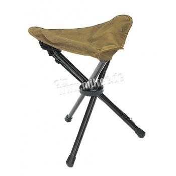 3-Leg Folding Stool - Coyote
