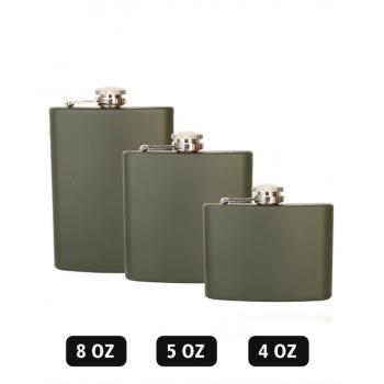 OD Flask - Olive Green - 220ml (8oz)