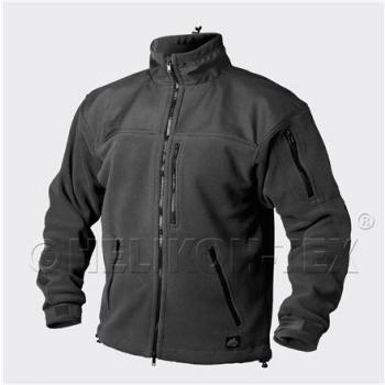 Fleece Classic Army - black