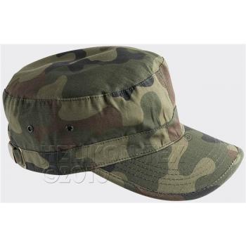 Nokamüts Combat Cap - PL Woodland