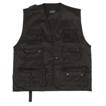 Hunting/ Fishing Vest - black