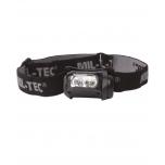 LED 4-color Headlight - black