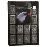 "US Lighter Display ""American Eagle"""