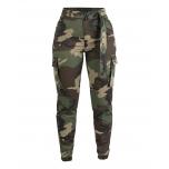 Woman Army pants - Woodland