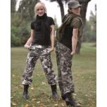 US BDU Women Field Pants - Woodland