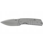 Nuga Schrade - Drop Point Folding Framelock Knife