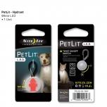 Nit Ize PetLit LED Collar Light - Red