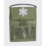Esmaabikott taskusse Pocket Med Insert
