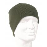 Müts Beanie - oliiv