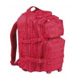 US Assault Backpack - Red 36 l