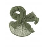Net Scarf - Olive