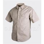 Särk Defender lühikeste varrukatega - Khaki